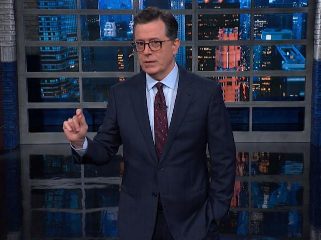 Stephen Colbert unpacks Trump envoy's decision to hit undo on his testimony