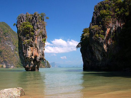 American: Los Angeles – Phuket, Thailand. $595. Roundtrip, including all Taxes