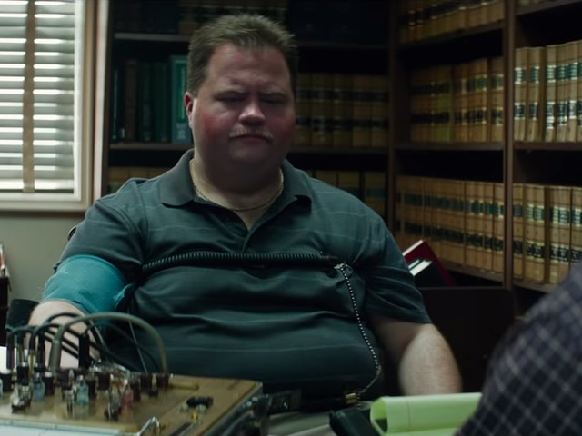 A True Story Comes to Life in the Nerve-Racking Trailer For Clint Eastwood's Richard Jewell