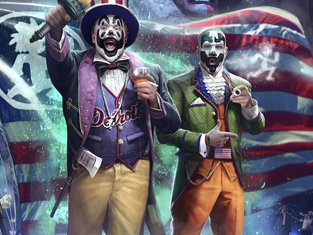 Watch The Trailer For New Insane Clown Posse Documentary United States Of Insanity