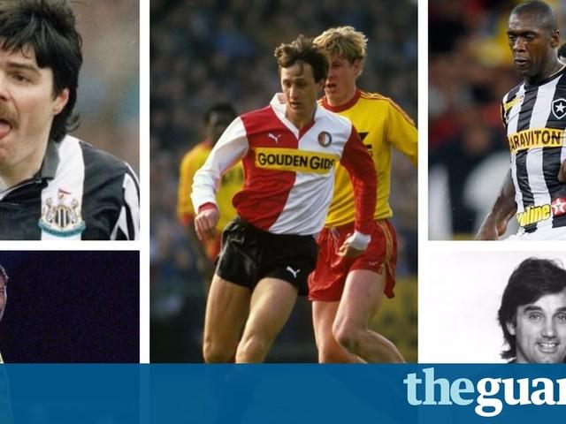 The Joy of Six: unlikely football career twilights
