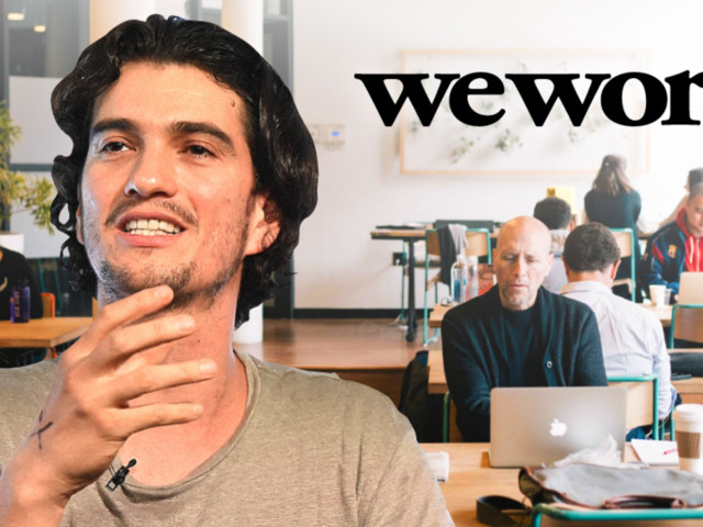 3 VC investors in flex-space startups slam WeWork's governance and leadership as its valuation crumbles