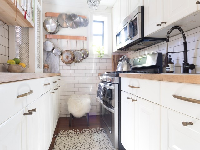 I Passionately Believe That Small Kitchens Are Better than Big Ones — Small-Space Kitchens