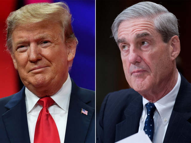 'NO COLLUSION': GOP celebrates after Mueller report clears Trump of allegations
