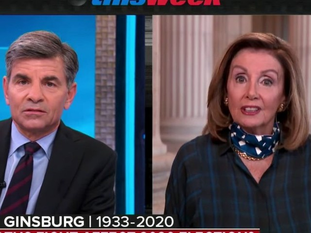 Pelosi admits retaliatory impeachment on table if Trump fills SCOTUS vacancy: 'We have our options'