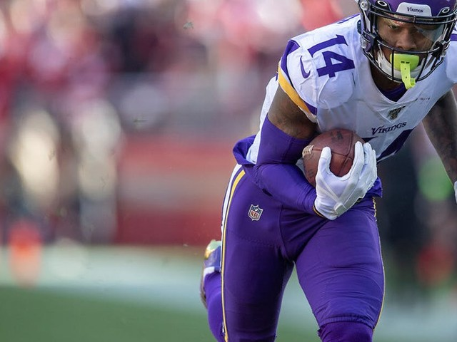 Grades and outlook: Stefon Diggs, Kyle Rudolph adjusted to new roles with Vikings
