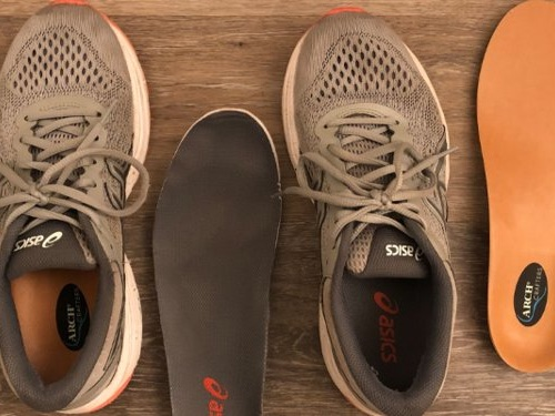 I made custom insoles with this $100 kit — now my feet are so much more comfortable after walking all day
