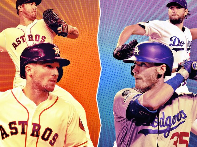An Astros-Dodgers World Series Rematch Would Be the Best of Baseball