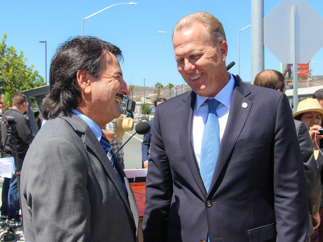 Faulconer, Gastelum & Other Border Mayors Call on Federal Leaders to Modernize NAFTA for Next Generation