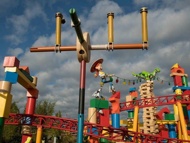 Buzz, Woody, and Jessie Will Greet Guests Daily at Toy Story Land