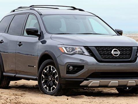 Road Tests: 2019 Nissan Pathfinder Rock Creek Edition