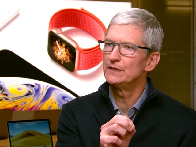 BANK OF AMERICA: Wall Street is dead wrong on one of its major Apple forecasts (AAPL)