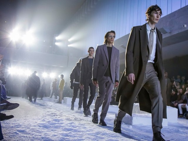 Zegna Gives Fashion an Anatomy Lesson