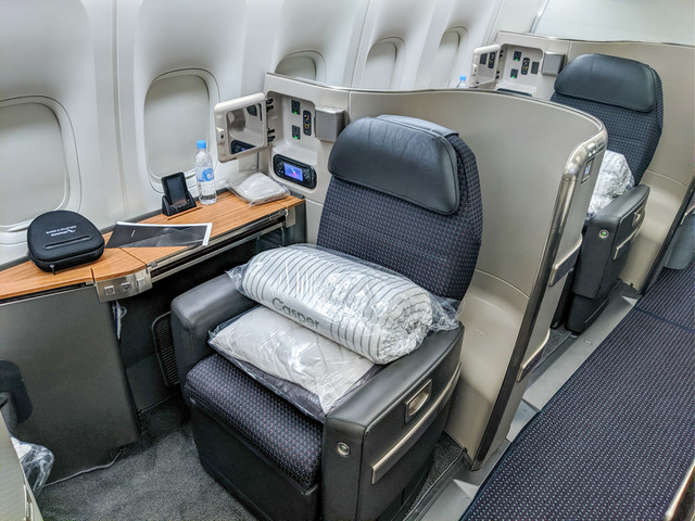 New American Airlines premium-cabin 'Web Special' award prices climb off the charts