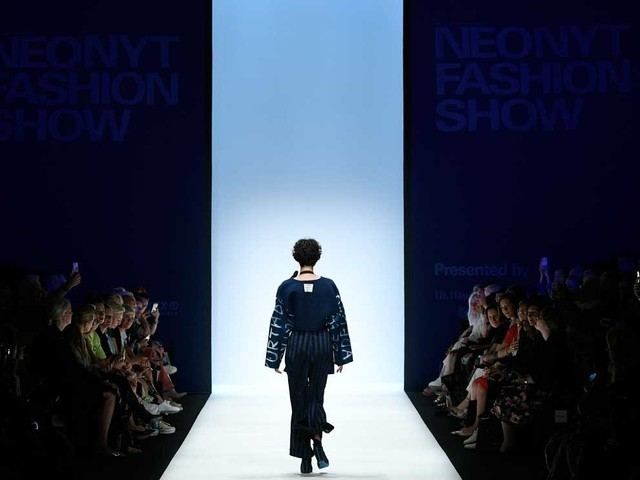 What is Berlin's standing in the fashion world?