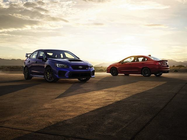 The Next Subaru WRX And STI Won't Arrive For Another Three Years