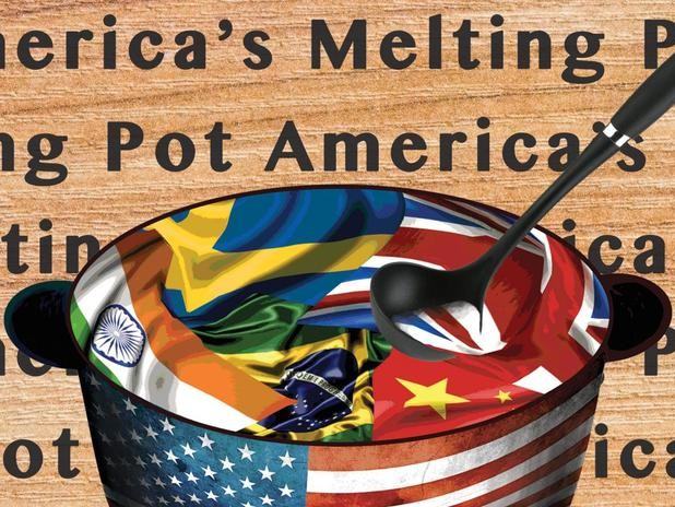 """The American """"Melting Pot"""" Can Turn Into A Volatile Mixture At The Top"""