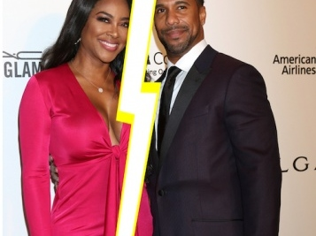 BREAKING: Kenya Moore & Marc Daly SPLIT After 2 Years Of Marriage, Rumors Of A 'Secret' Ex Wife & Kids