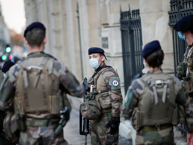 French troops who warned Macron of 'brewing civil war' must RESIGN if they put free speech over duty, army chief of staff says