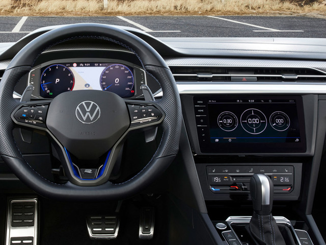 VW Considers Charging Over $8 An Hour For Level 4 Autonomous Driving Tech