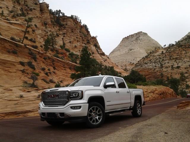 2018 GMC Sierra Denali 1500 First Drive – Trucking Around Out West