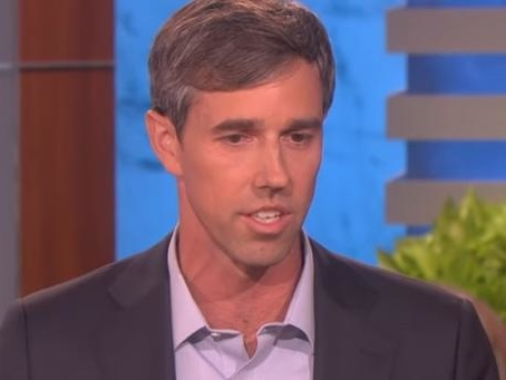 Beto O'Rourke Suggests America Should Ditch The Constitution