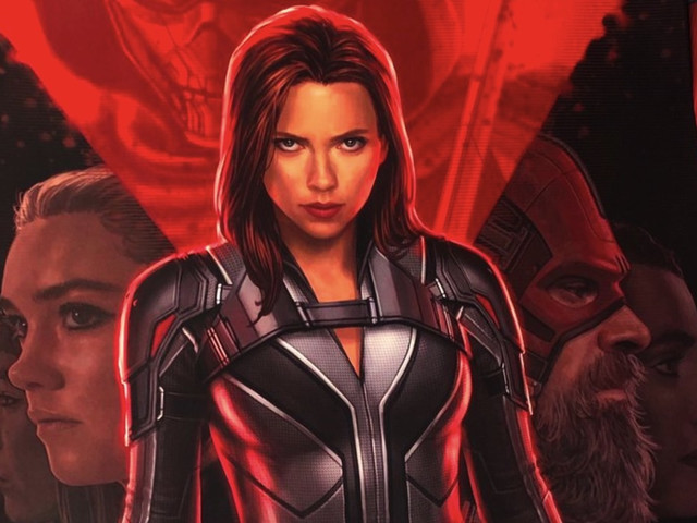 Brand new 'Black Widow' trailer gives us our first look at the movie's villain