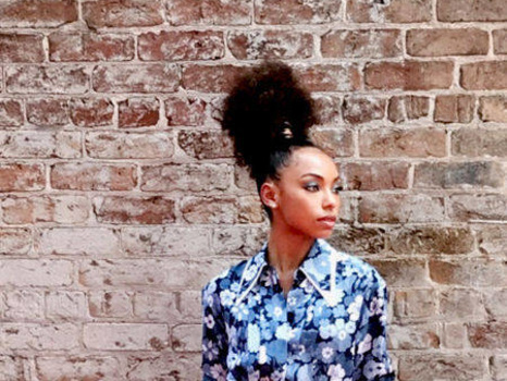 How to Get Dear White People Star Logan Browning's Flawless Curls