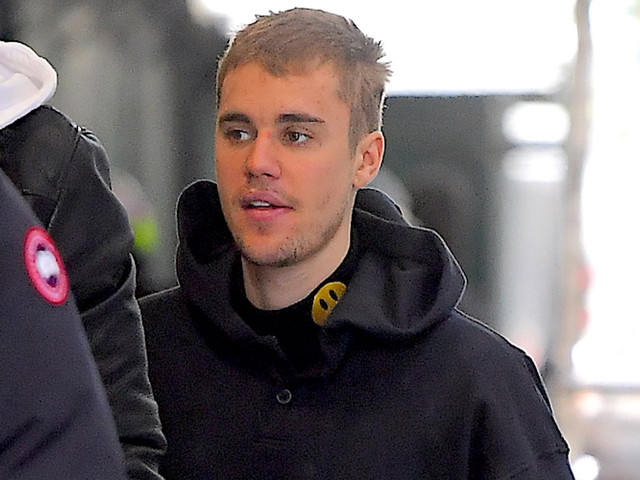 Justin Bieber Steps Out With His Pastor in NYC