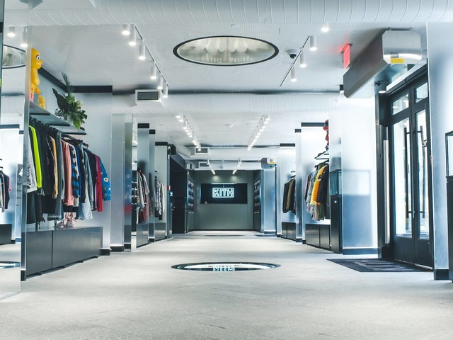 Kith opens new Paris store