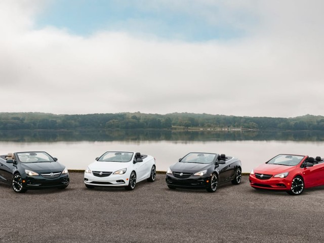 Buick Adds Colors to 2018 Cascada Palette