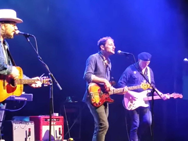Richard Thompson Guests With Wilco On This Date In 2016