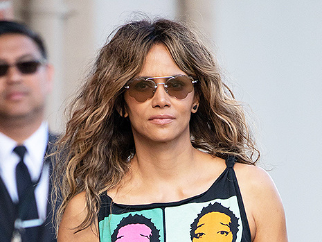 Halle Berry, 53, Shows Off Her Super Toned Back Muscles To Celebrate Fitness Friday — Pic