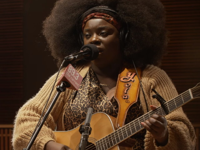 Yola Performs For The Current
