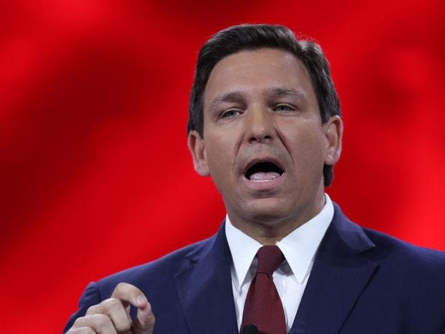 Ron DeSantis attacks 'terrorist group' Hamas, says 'they are at fault' for current conflict with Israel