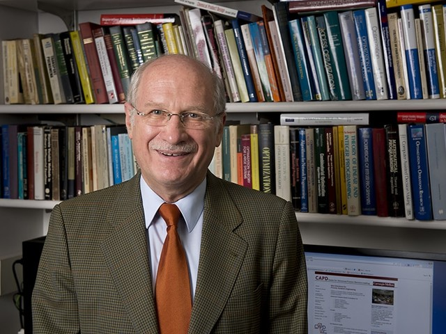 Grossmann Honored for Contributions to Chemical Engineering