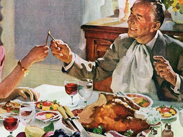 This Thanksgiving, more than ever, we should be thankful for family