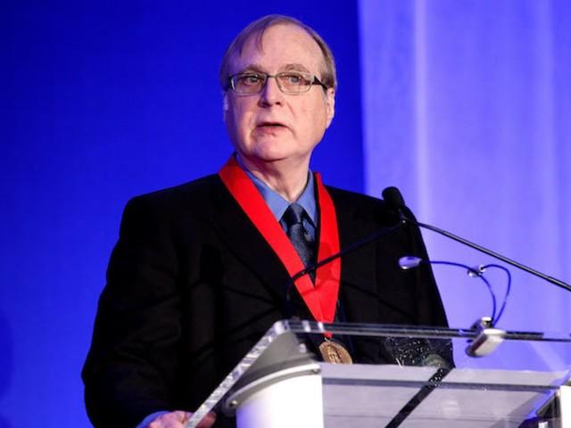 Microsoft Co-Founder Paul Allen Dead at Age 65