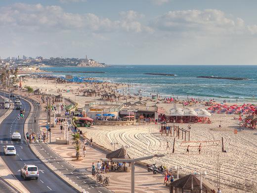 United: Washington D.C. – Tel Aviv, Israel. $690. Roundtrip, including all Taxes