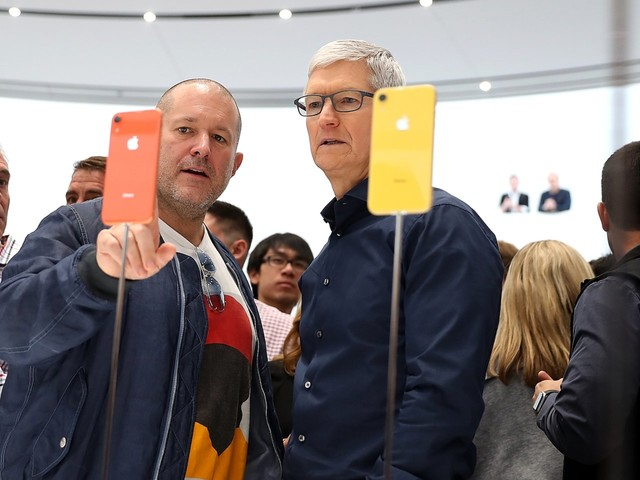 Jony Ive is leaving Apple — here are his most iconic creations, which helped lead Apple from almost certain doom to total dominance (AAPL)