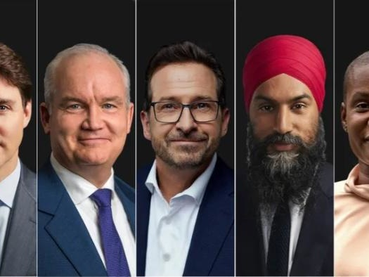Canadians Head To The Polls In Election That Could Oust Justin Trudeau And Return Conservatives To Power