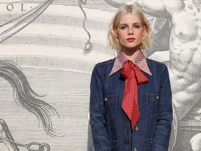 Why You Should Start Following Lucy Boynton's Style