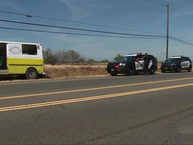 Ice Cream Truck Carjacked, Suspect Leads Deputies On Pursuit