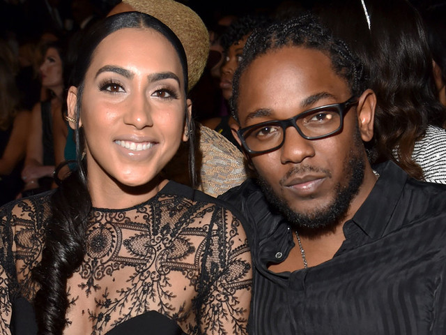 Kendrick Lamar & Fiancée Whitney Alford Welcome Baby Girl, Couple's First Child Together