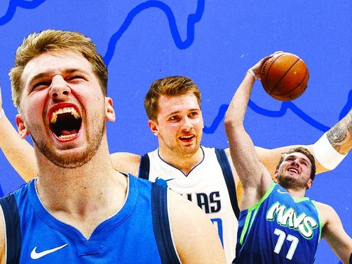 The secret to Luka Doncic's rapid rise into a leading MVP candidate