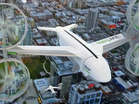 Uber Will Use Drones To Deliver Piping-Hot Food