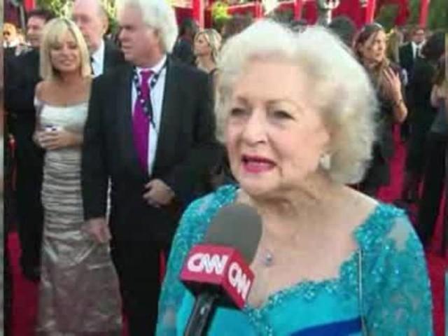 Betty White turns 97