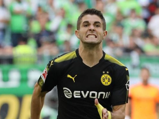Christian Pulisic scores seconds into Bundesliga match, adds assist