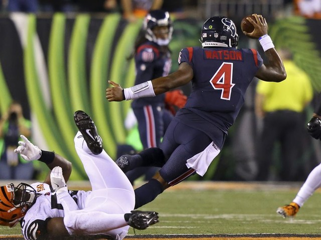Texans vs. Bengals 2017: 4 things we learned from Houston's low-scoring win