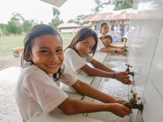 News: TreadRight celebrates World Water Day with Ecuador project